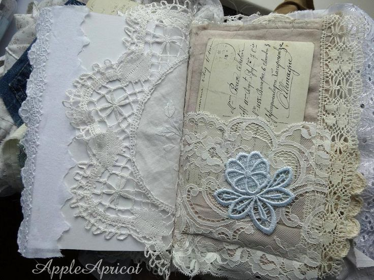 fabric book by AppleApricot