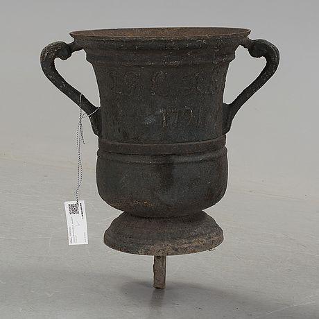 "Garden vase pot ""JGL AEE 1791"""