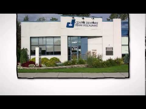 À Laval, près de Montréal, au centre dentaire Pierre Deslauriers vous trouverez une équipe de dentistes professionnels qui vous offrent des soins dentaires de qualité et des services tels que la reconstruction esthétique, le blanchiment des dents, la dentisterie générale, les traitements de canal, la chirurgie bucco-dentaire, les traitements Invisalign et bien plus.  Visitez leur site internet http://www.souriredereve.com/