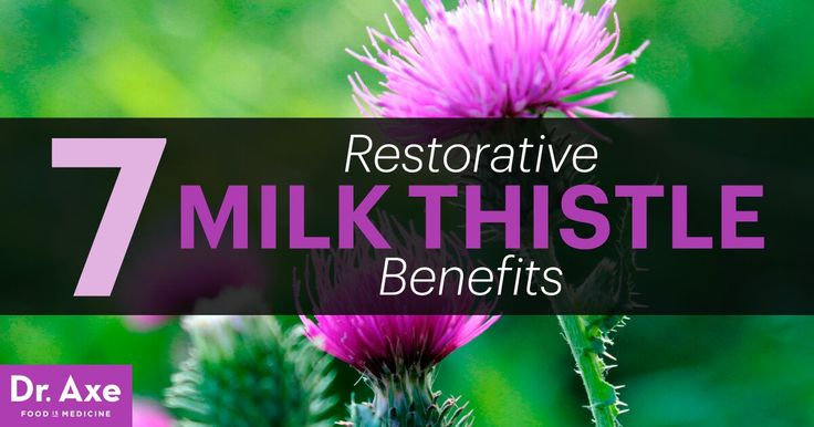 Milk thistle benefits the body and digestive system by helping with enzyme formation, increasing bile production, decreasing inflammation and soothing ...