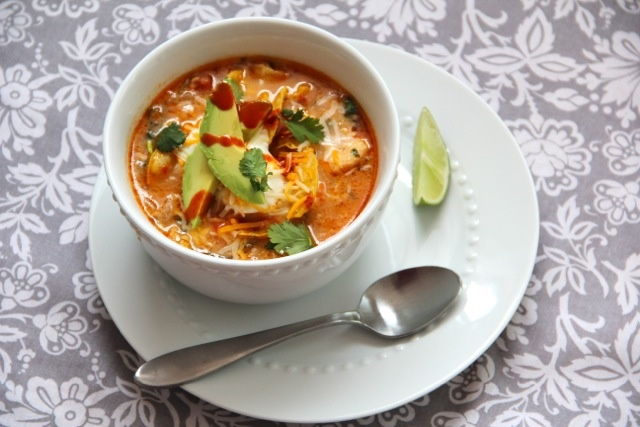 Love chicken tortilla soups