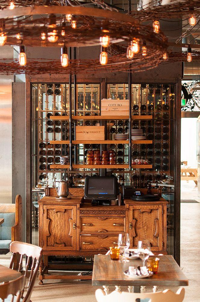 Toronto Canada Interior Design by Studio Munge RestaurantBar