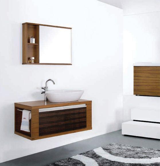 Modern bathroom vanities modern bathrooms jpg - 1000 Images About Bathroom Styles On Pinterest
