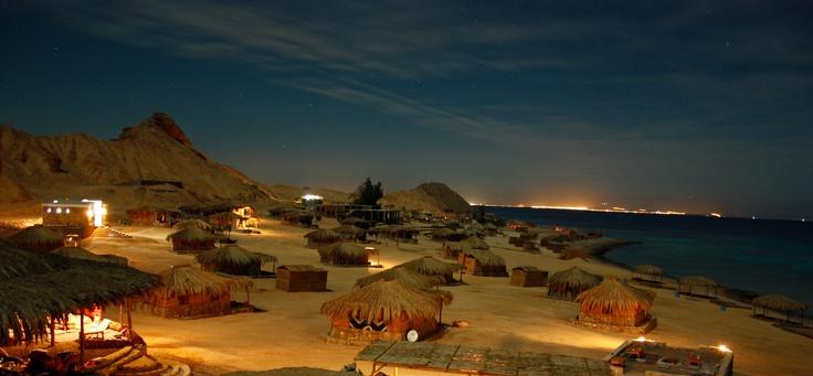 ras shitan camps beach