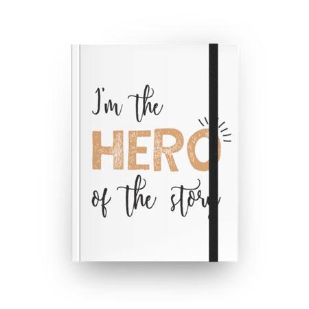 Sketchbook the hero of the story de @littlesun | Colab55