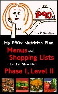 THE best, third-party, site I have found for extra recipes for P90X users!