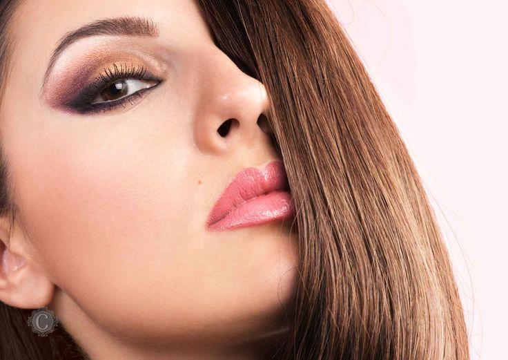 spesso Oltre 25 fantastiche idee su Make up sposa occhi marroni su  RY73