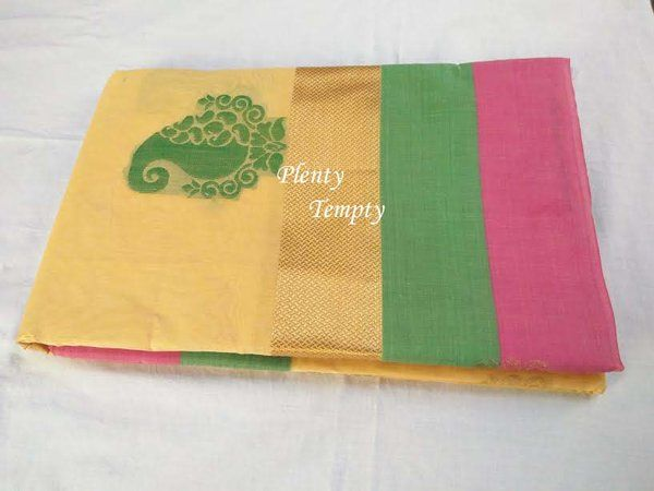 kota cotton saree-ma07