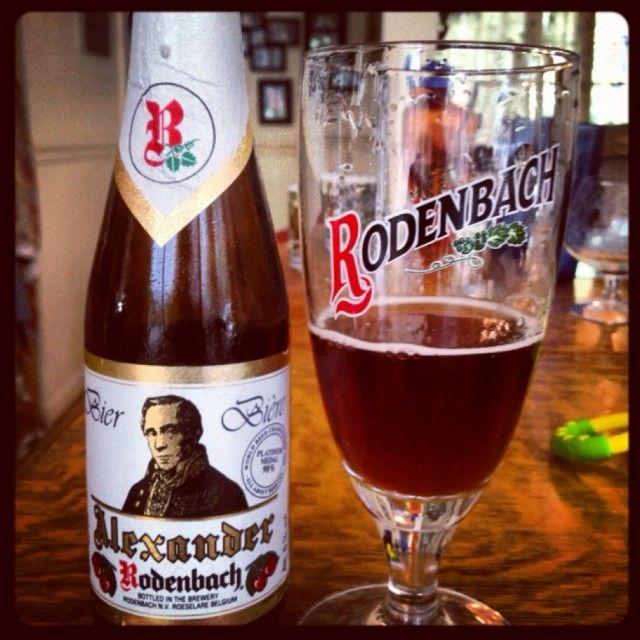 Brouwerij Rodenbach(Palm) - Rodenbach Alexander(Sour Red) 6,0% 33cl/75cl pullo