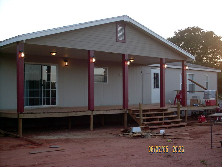 Mobile Home Deck Designs Deck Plans For Mobile Homes House Plans And Home Designs Free Porches Pinterest Home Additions Porches And Fronts