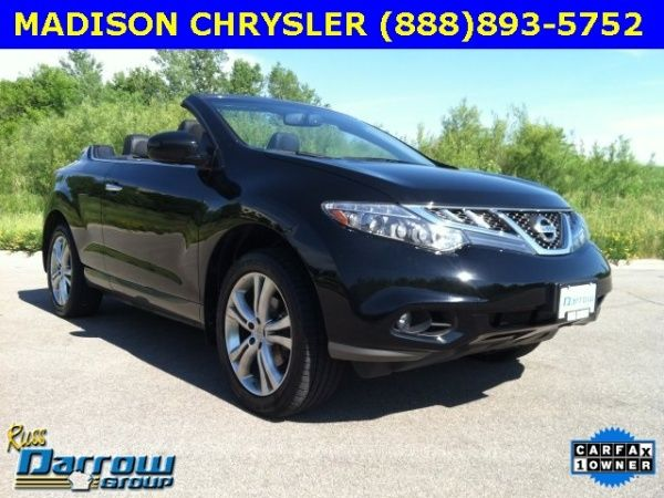 Used 2011 Nissan Murano CrossCabriolet for Sale in Madison, WI – TrueCar
