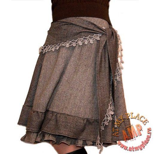 25 идей для бохо юбки