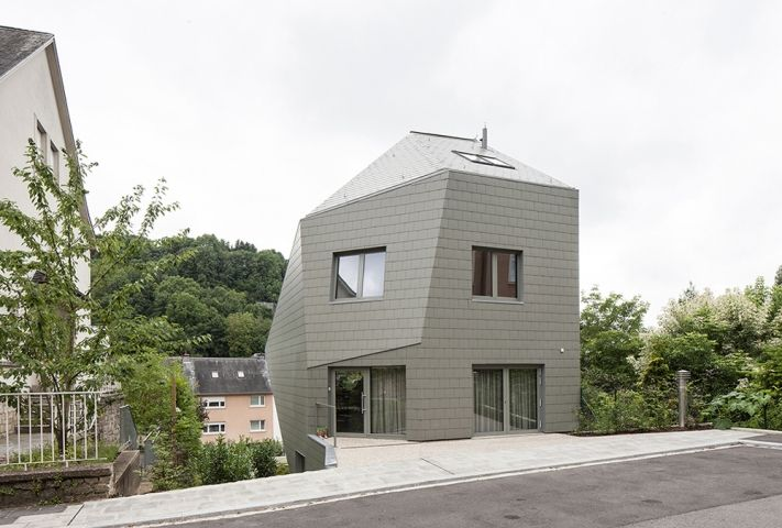 194 best pitched roof images on pinterest architectural for Cdc luxembourg