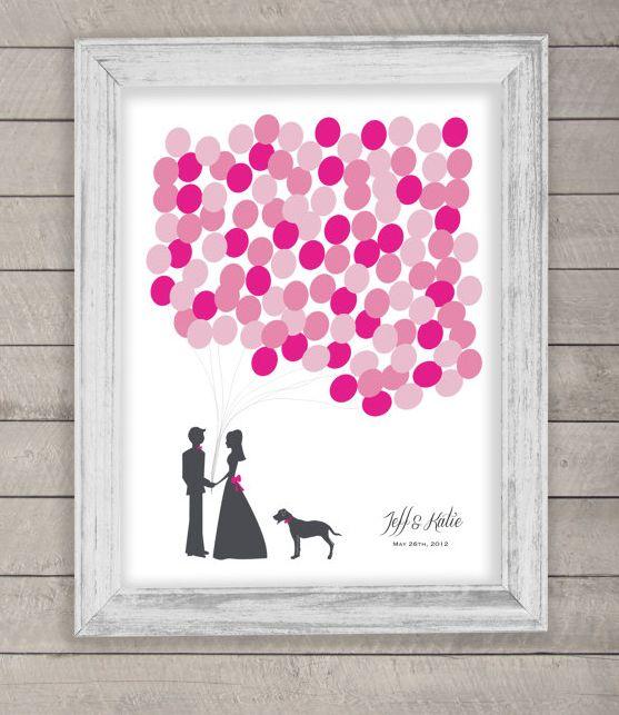 Such a pretty guestbook idea! #guestbook #wedding #ceremony #reception #stationery Shop: MDBWeddings ---> https://www.etsy.com/transaction/201440189