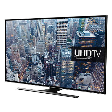 "Buy Samsung UE55JU6400 LED 4K Ultra HD Smart TV, 55"" with Freeview HD and Built-In Wi-Fi Online at johnlewis.com"