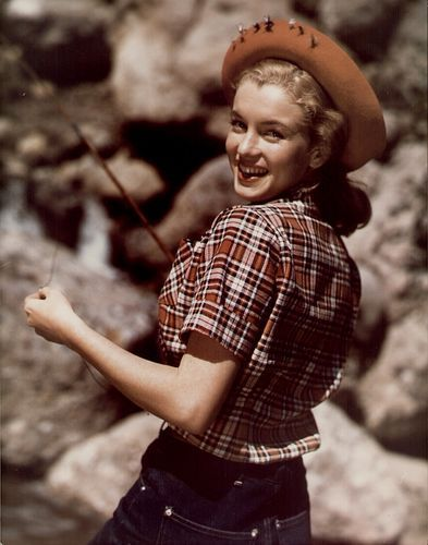 61 best images about marilyn monroe 3 norma jeane on for Marilyn jean fishing