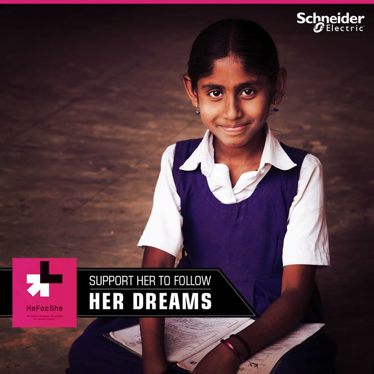 Education is the most powerful weapon we can use to change the world.   Join HeForShe today and let us work toward ensuring our girls and women have equal access to education: http://bit.ly/1OEBsnH