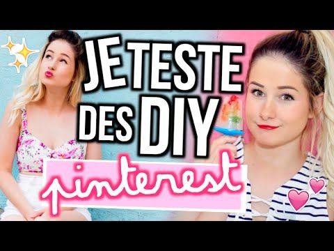 DIY DÉCORATIONS DE CHAMBRE TUMBLR!! | Emma Verde - YouTube