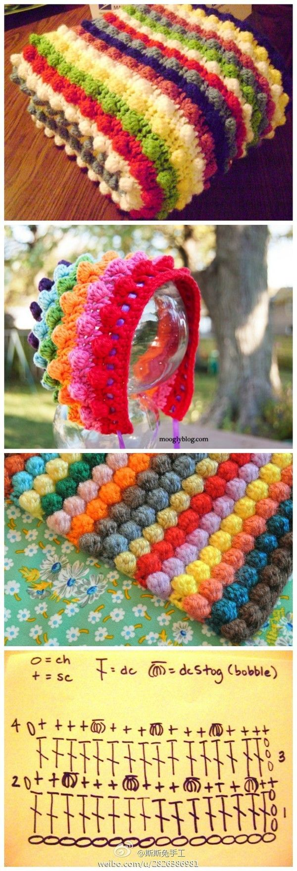 914 best free crochet stitch patterns / Häkelmuster images on ...