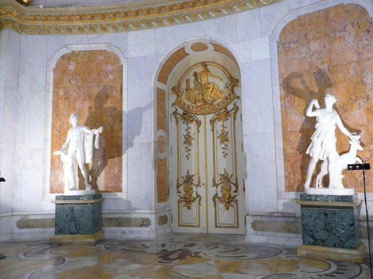 Gemäldegalerie von Schloss Sanssouci in Potsdam - aufgenommen und gepinnt vom Immobilien Büro in Hannover Makler arthax-immobilien.de