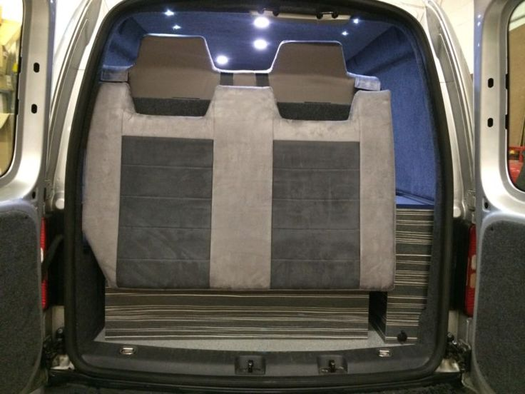 VW Caddy Maxi Camper surf van 104Bhp Air Con Cruise Con 4 Seats FVWSH smaller T5