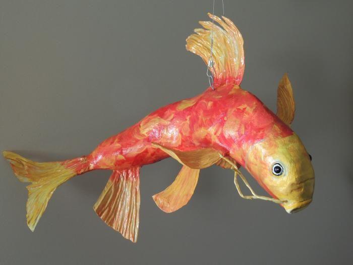 """""""Koi fish"""" by Cheryl Stone"""