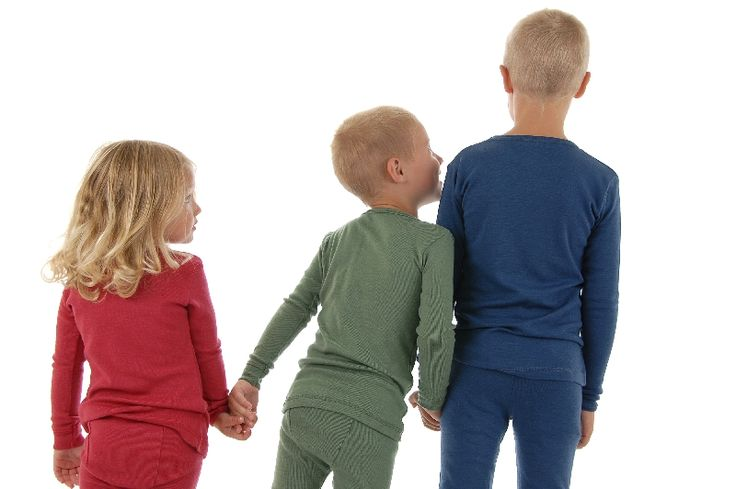 Merino wool pajamas from SimplyMerino.com - naturally flame resistant, super soft and breathable.