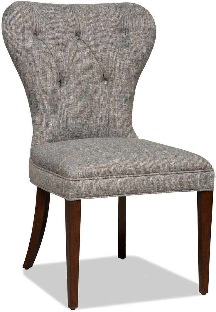 Hooker Furniture Brookhaven Upholstered Dining Chair In Cherry (Red) (  Units) (Pack Of