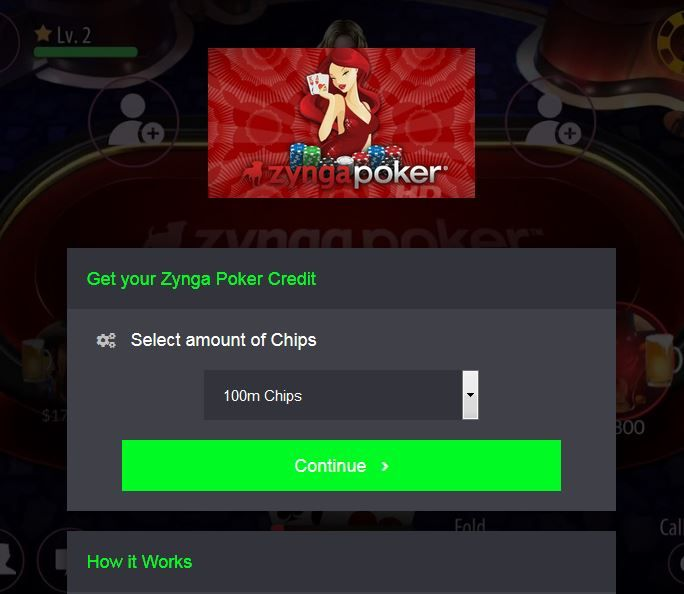 Zynga Poker Hack Generator Teknoloji