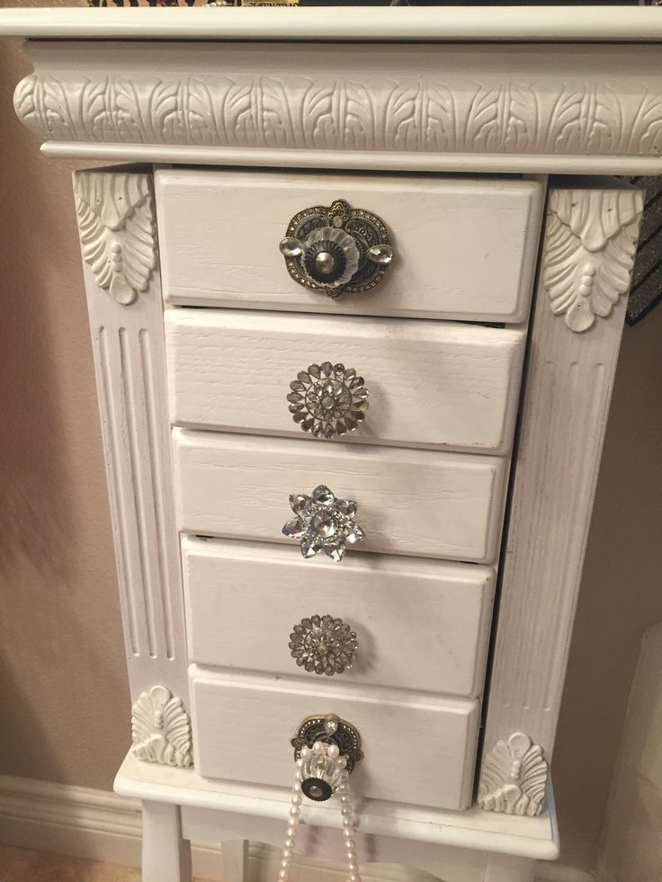14 best jewelry boxes images on Pinterest Furniture Jewel box and