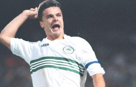 Krzysztof Warzycha-Panathinaikos FC 21