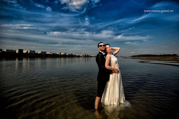 Fotografia de nunta încărcată pe data de Septembrie 18 de Nica George pe MyWed