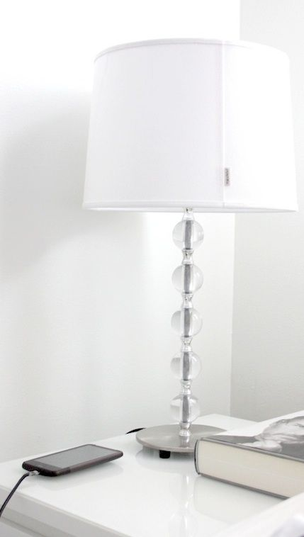 The bigger lamp shadow actually looks good / Pentik