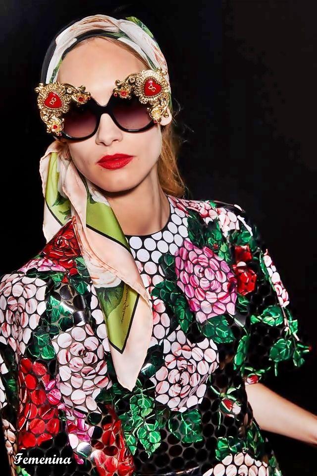 2109da923dea Dolce & Gabbana Spring/Summer 2019- Backstage #eyewear | Dolce ...