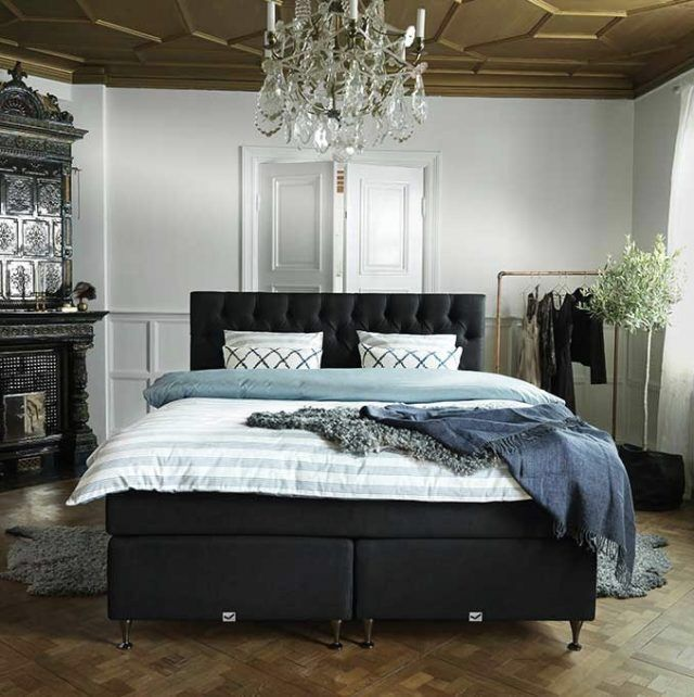 Sängen och sovrummet i fokus för Viking Beds