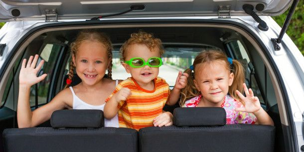 Are We There Yet?: 10 Kid Road Trip Games