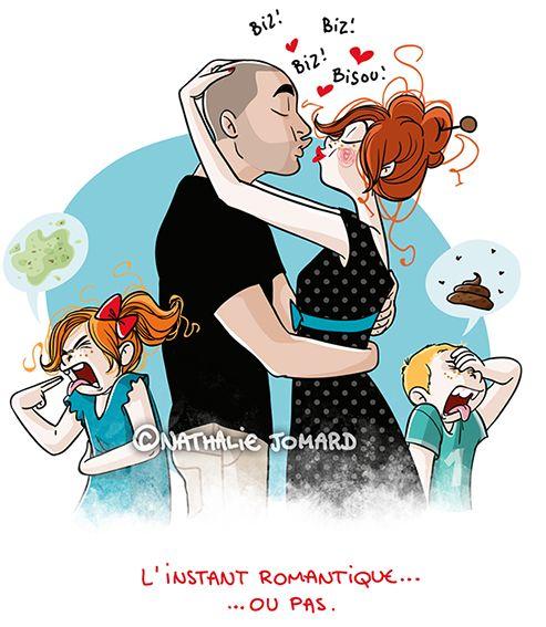 Petit précis de Grumeautique - Blog illustré: Le baiser de l'horreur