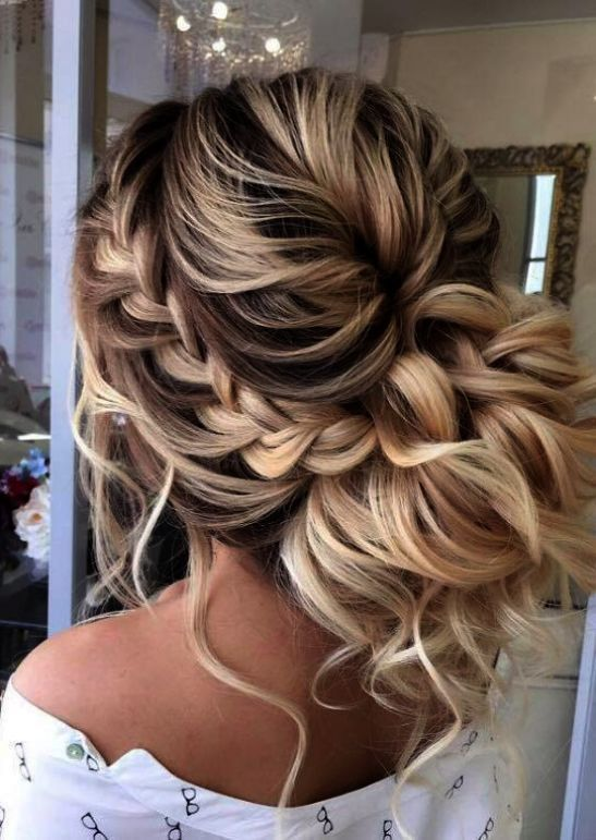 Shared Elegant Wedding Bun Updo Hairstyles Tutorial