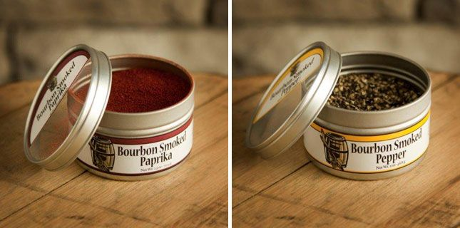 Bourbon smoked spices
