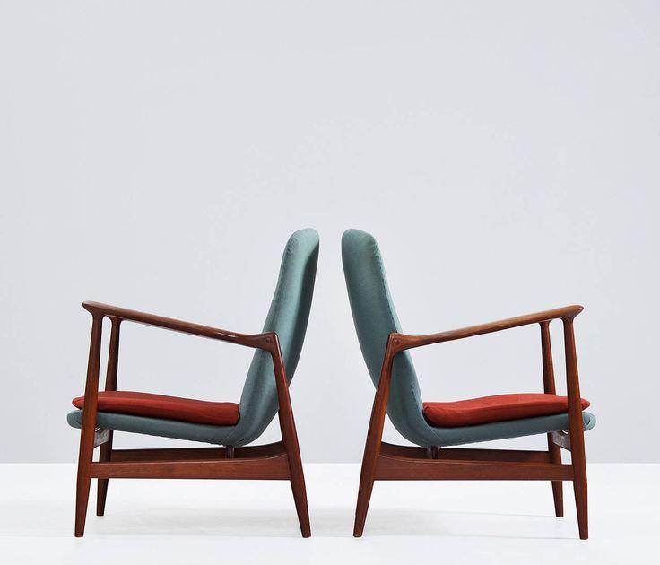 Finn Juhl - Easy Chairs (Bovirke)