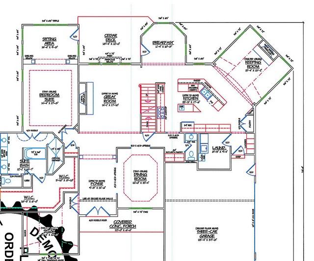Dietz crane homes floor plans House design plans – Dietz Crane Homes Floor Plans