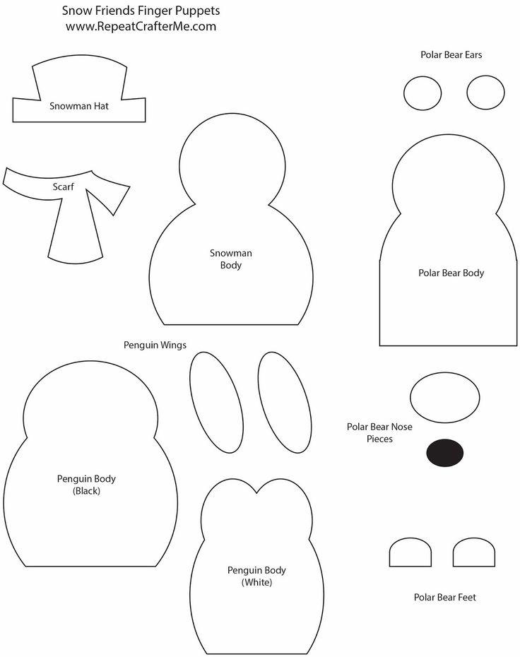 25+ unique Finger puppet patterns ideas on Pinterest