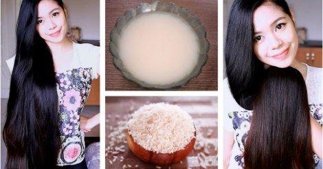 Come fare l'Acqua di Riso per nutrire, riparare e ringiovanire Pelle, Viso e Capelli