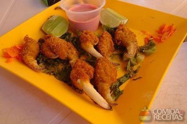 Receita de Unha de caranguejo em Crustaceos, veja essa e outras receitas aqui!