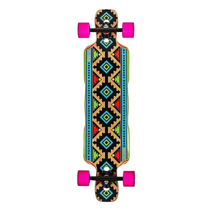 """Riviera Longboards Dineh DT 37""""shipping worldwide. 265 euro at www.seventy7even.nl"""