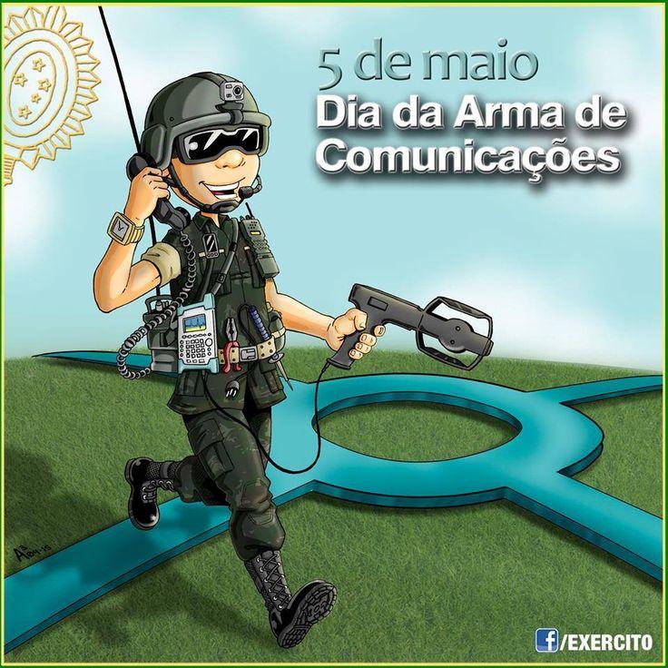 Canção das Comunicações/ Exército Brasileiro