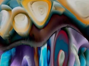 "Saatchi Art Artist alex dukay; Photography, ""Inside the Mouth of Doom"" #art"