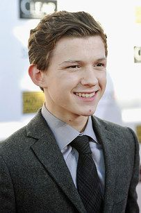 The New Spider-Man Will Be Played By Tom Holland<-- I don't like him that much...
