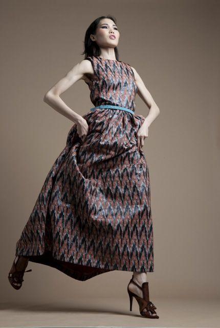 fotografo: piero visconti stylist: eloisa d'amico modella: mia wu ( why not milano)