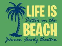 Image result for tropical family vacation t shirts